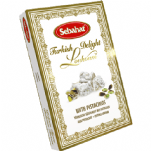 Sebahat Pistachio Turkish Delight 140g